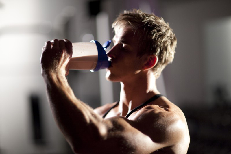 rice protein powder and bodybuilding