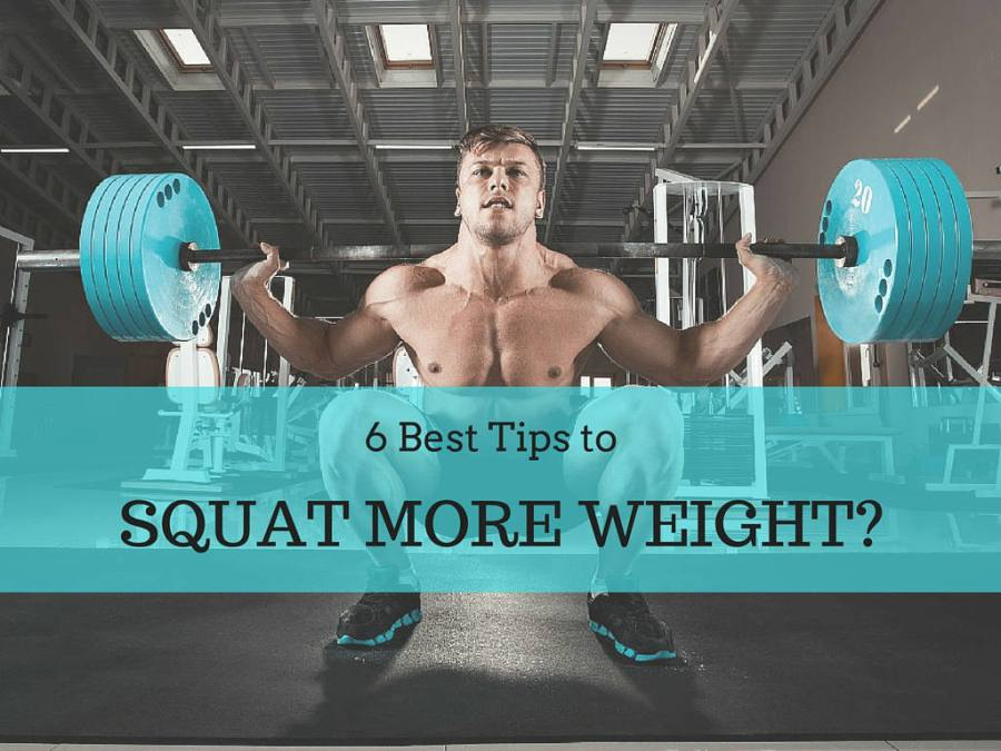 How to Squat More Weight?