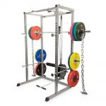 Valor Fitness BD-7 Power Rack with Lat Pull Attachment review