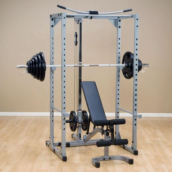 Powerline Power rack full