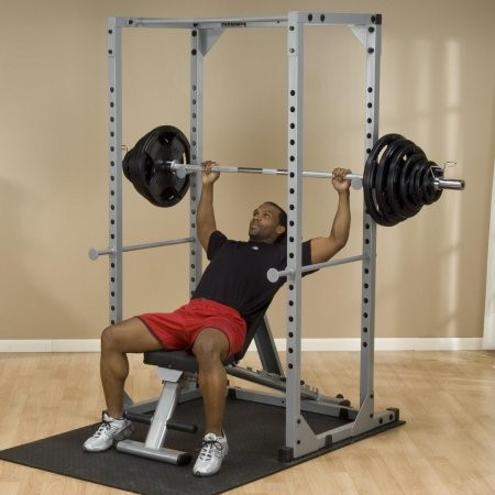 powerline power rack weight