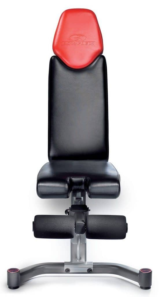 the seat of bowflex 5.1 bench