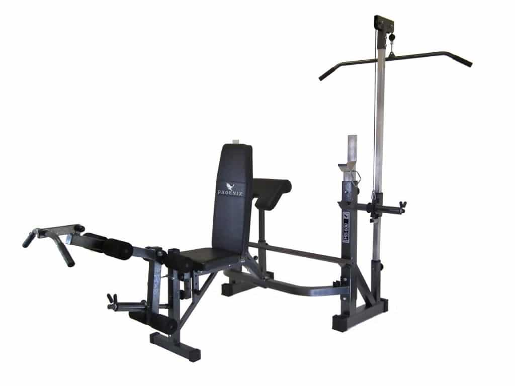 Marcy Pro Olympic Bench Attachments Benches