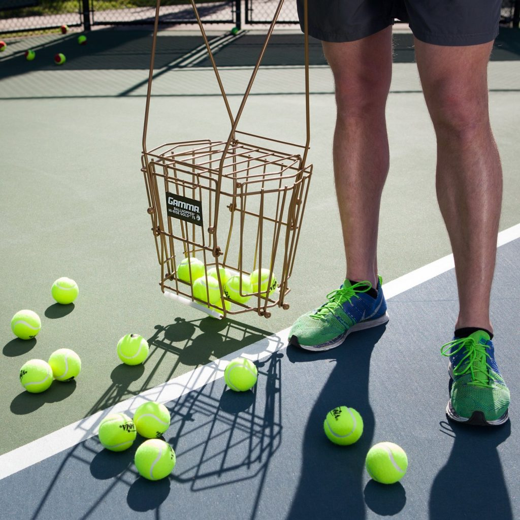 Best Tennis Ball Hopper Review