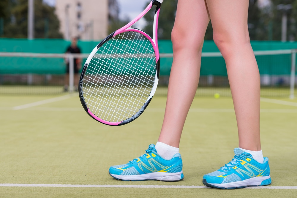best tennis shoes for men, women, junior
