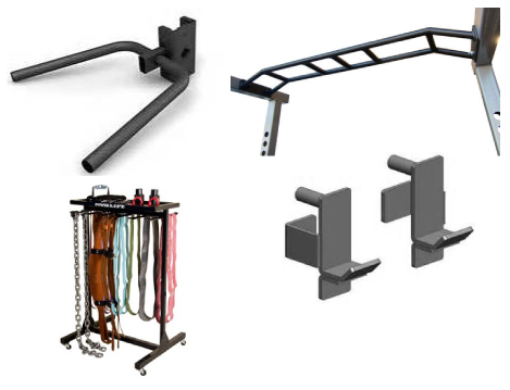 best attachments for power rack