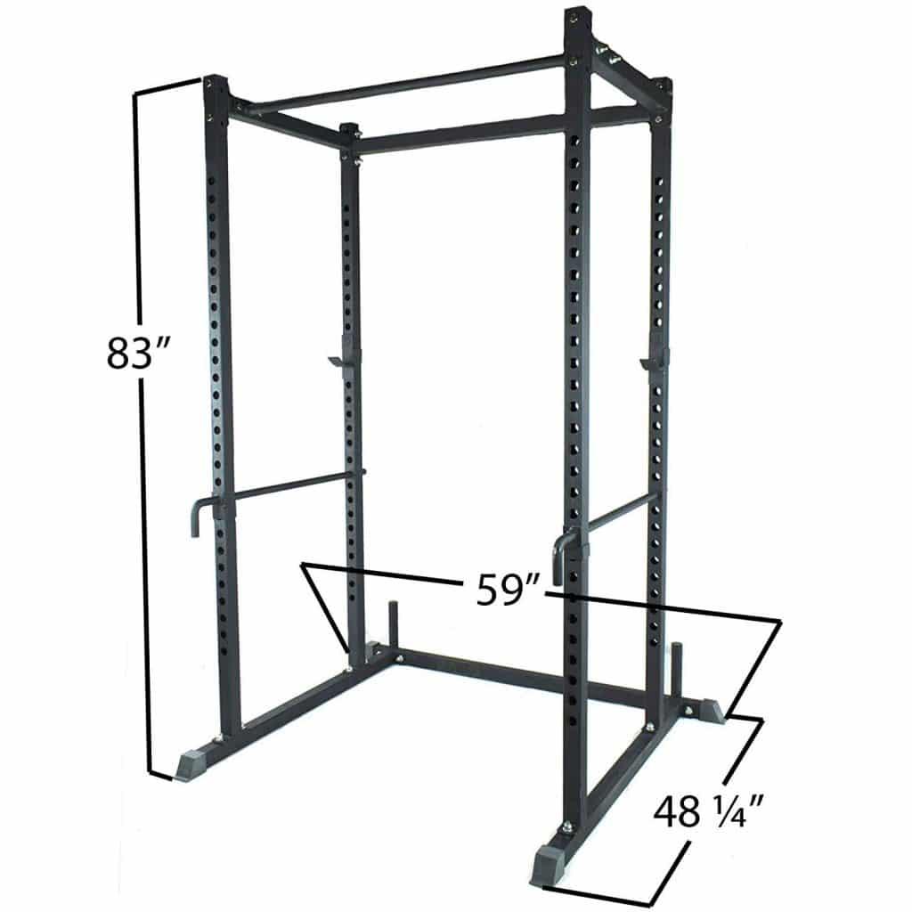 Power rack design cosmecol for Power rack design plans