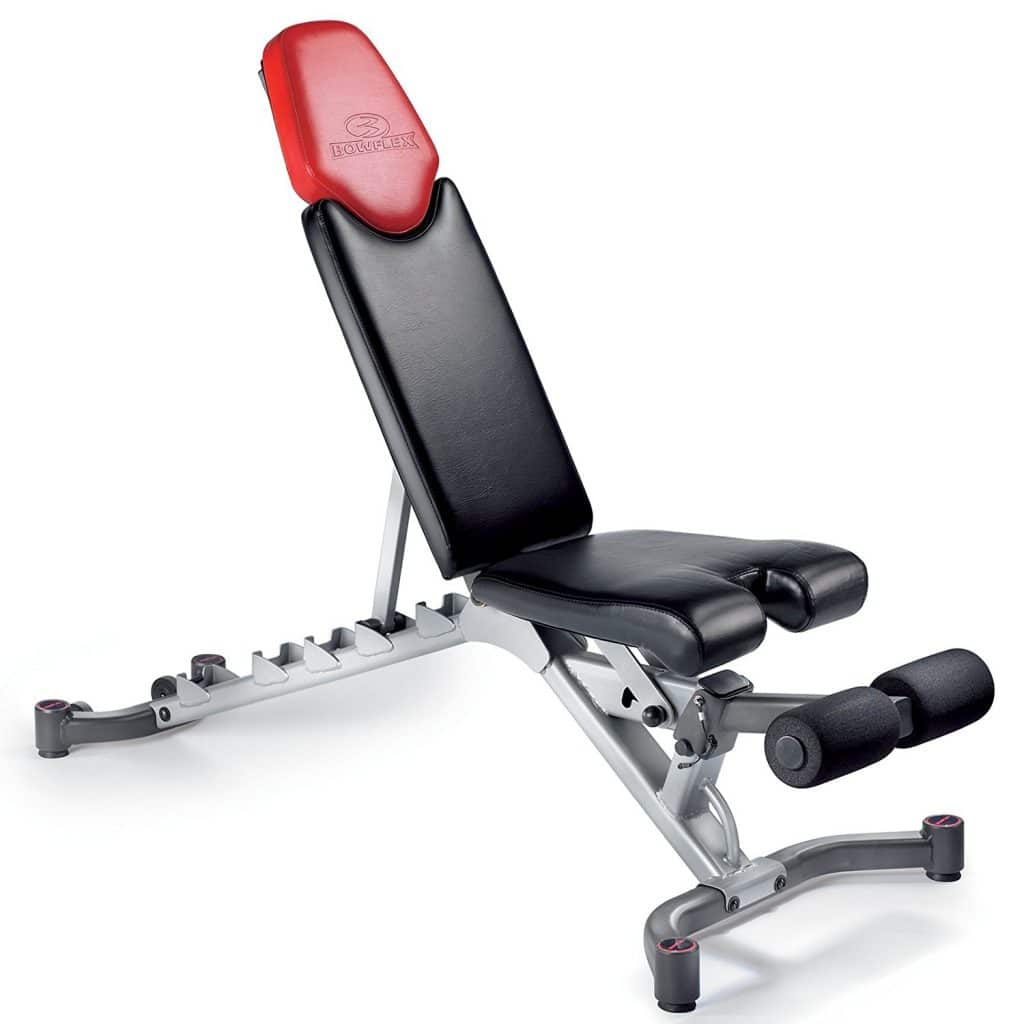 Bowflex Selectech 5.1 Adjustable Bench Review