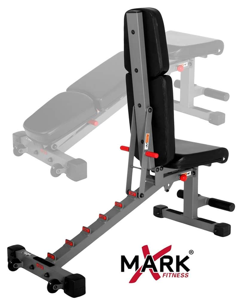 XMark XM-7630 Adjustable Dumbbell Weight Bench Review