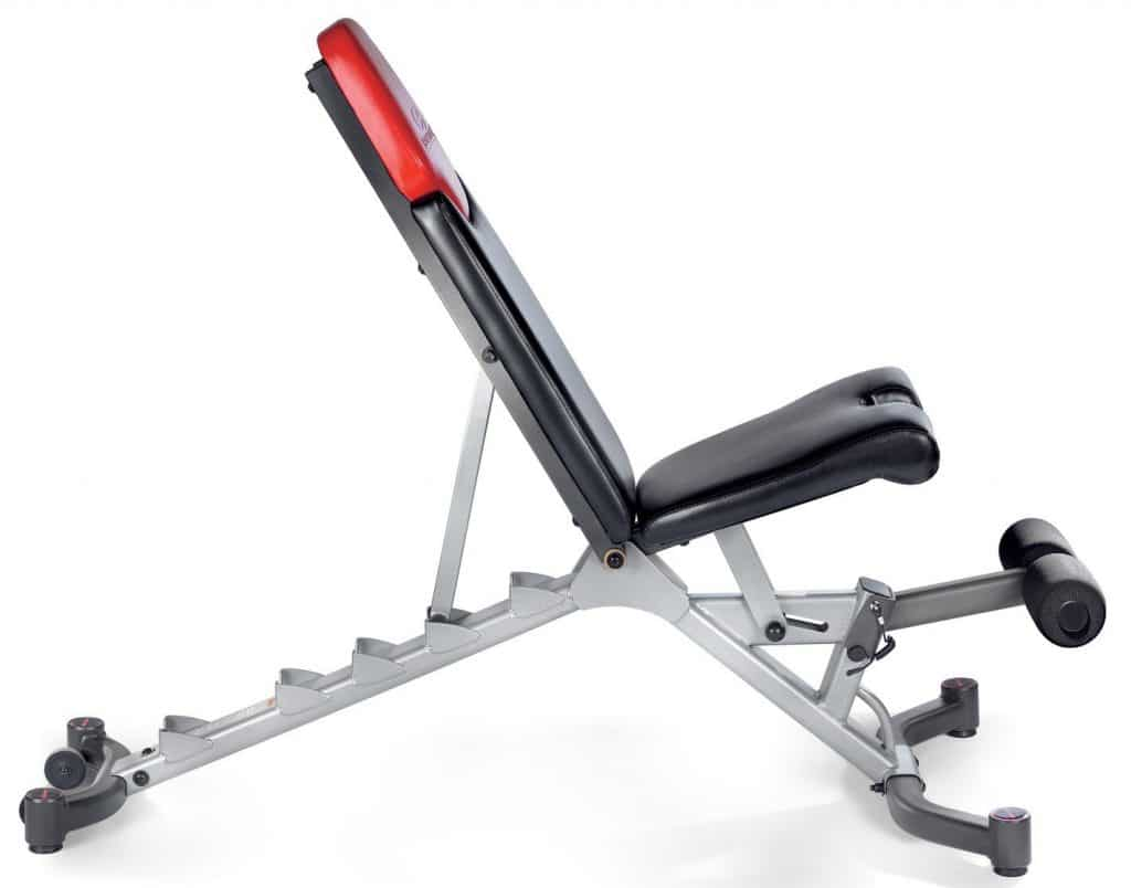 leg attachment  bowflex selectech 5.1 bench