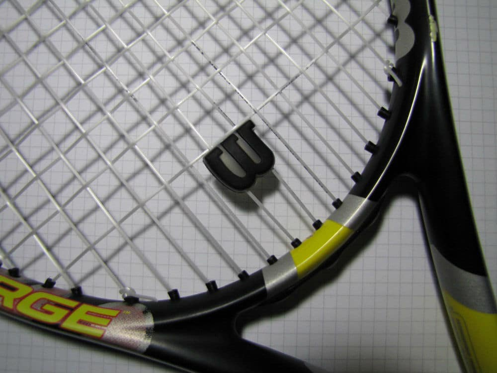 Tennis Vibration damper