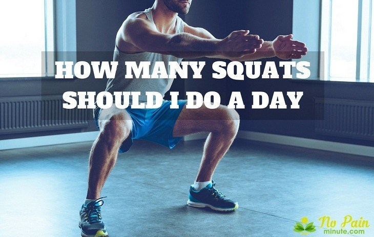 How Many Squats Should I Do A Day?