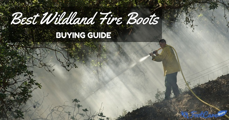 7 Best Wildland Fire Boots 2019 Reviews Amp Buyer Guide