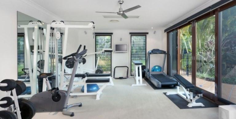 clean home gym