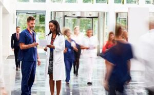 HR Across the Healthcare Industry