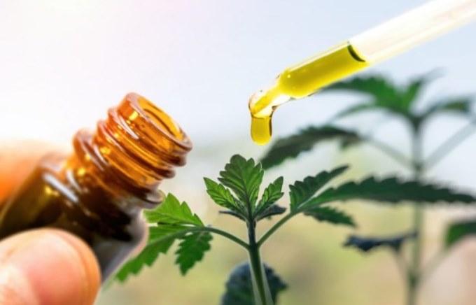 CBD oil against stress