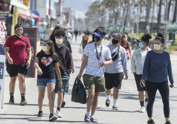 always wear mask when public